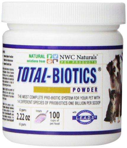 NWC Naturals Total-Biotics 2.22oz