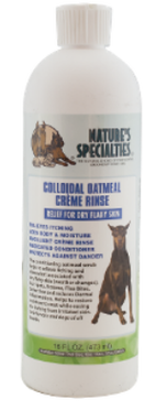 Nature's Specialities Colloidal Oatmeal Creme Rinse