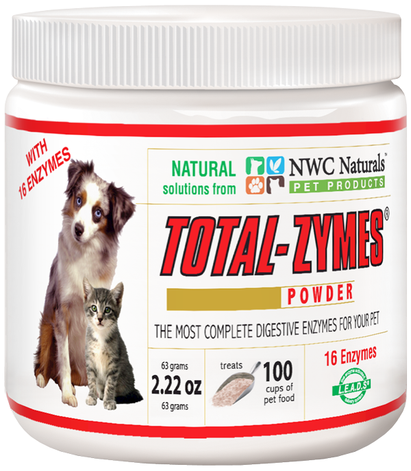 NWC Naturals Total-Zymes 2.22oz