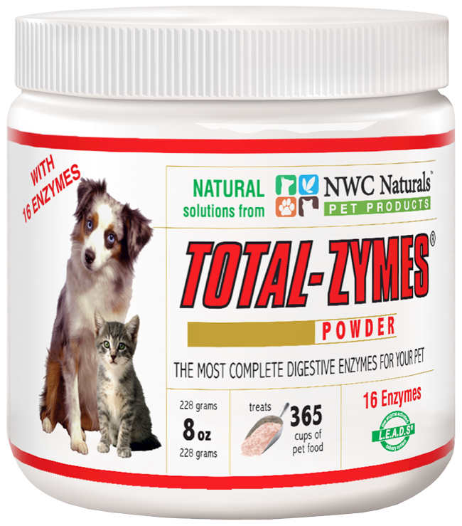 NWC Naturals Total-Zymes 8oz