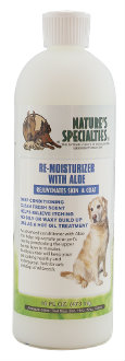 Natures Specialties Re-moisturizer with Aloe